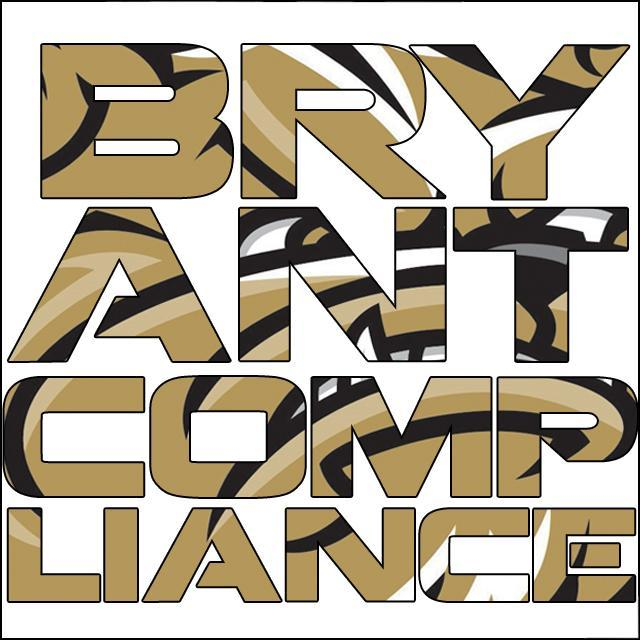 Bryant Compliance (but at home)