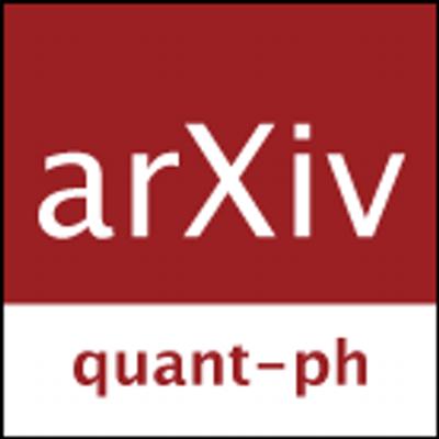 arXiv quant-ph (@quantph) | Tw...