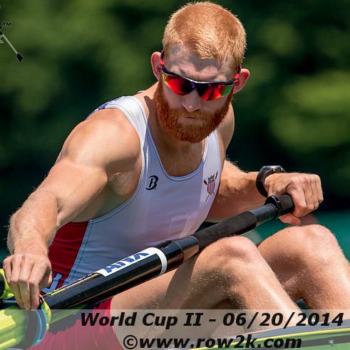 Matt Miller Rowing