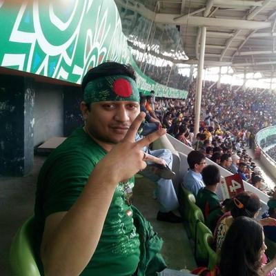 Saikat Bhowmik (@saikatcoool) Twitter profile photo
