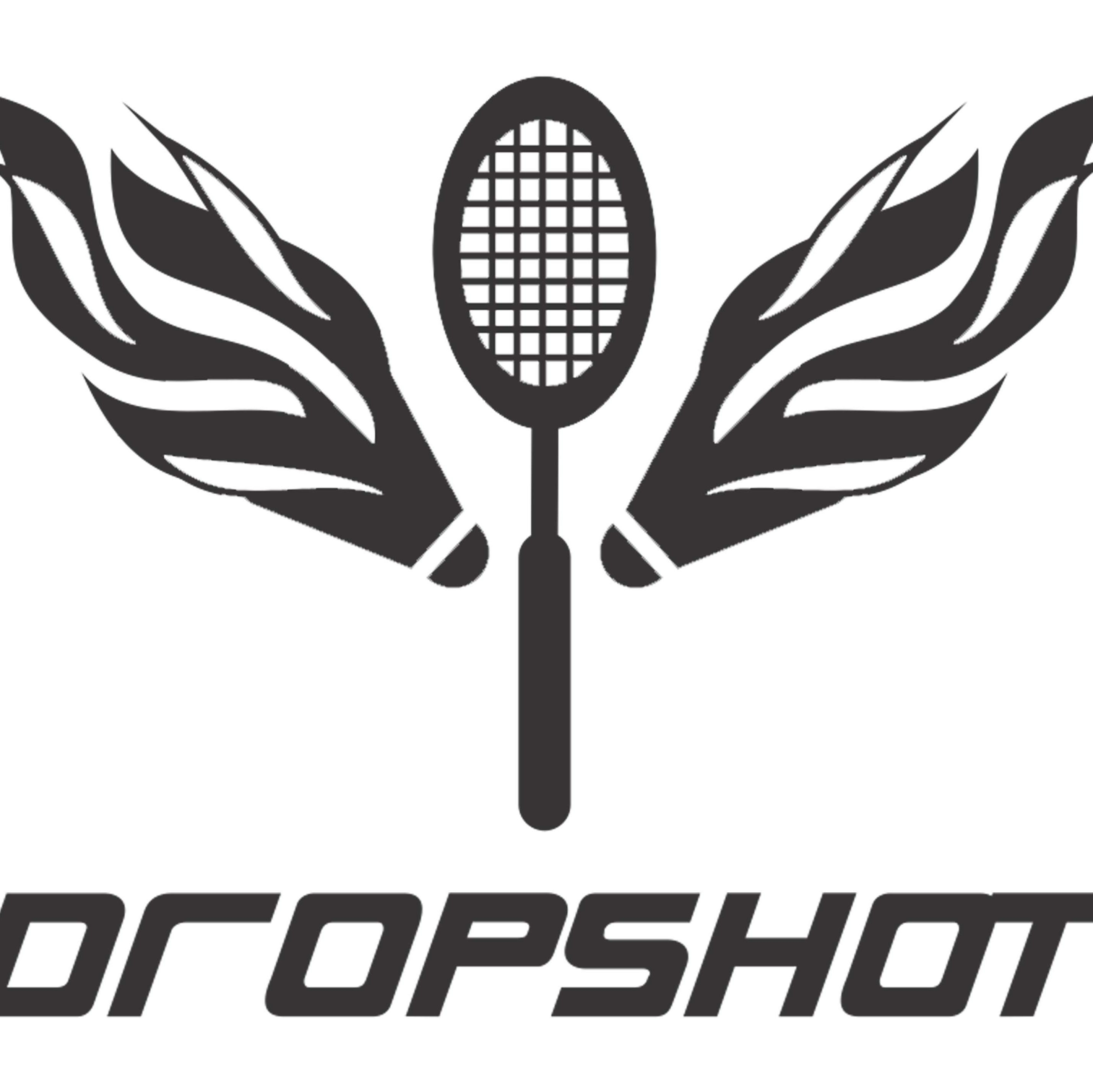 Design t shirt badminton - Dropshot