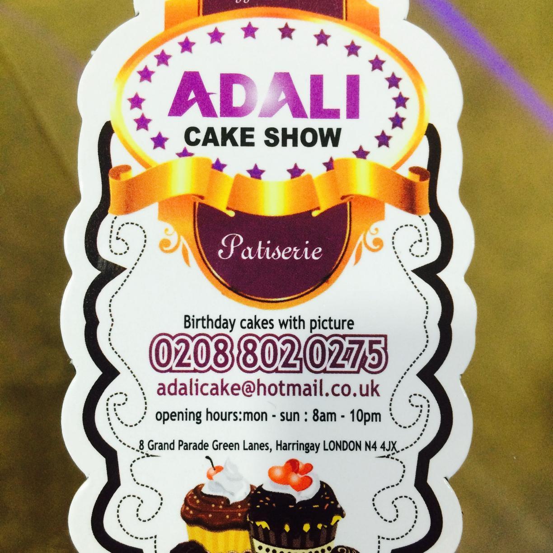 Adali Cake Show adalicake Twitter