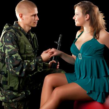 Rencontre avec militaire gratuit