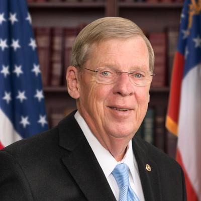 Johnny Isakson (@SenatorIsakson) Twitter profile photo