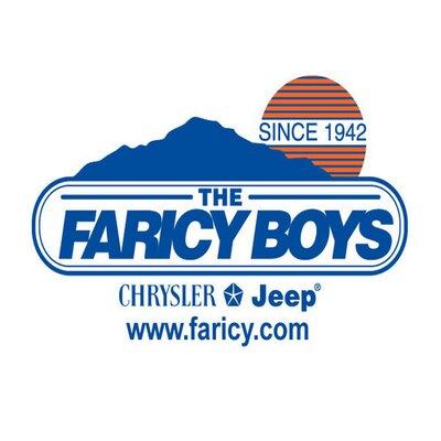 The Faricy Boys Company Logo