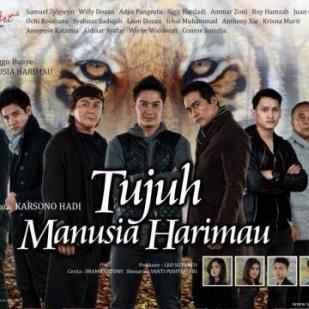 7 manusia harimau