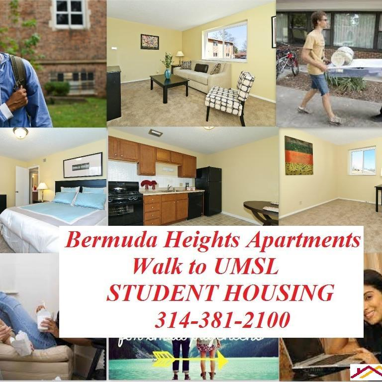 Apartment Near: Apartments Near UMSL (@BermudaHeights)