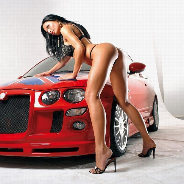 Pictures Of Sexy Women And Cars 54
