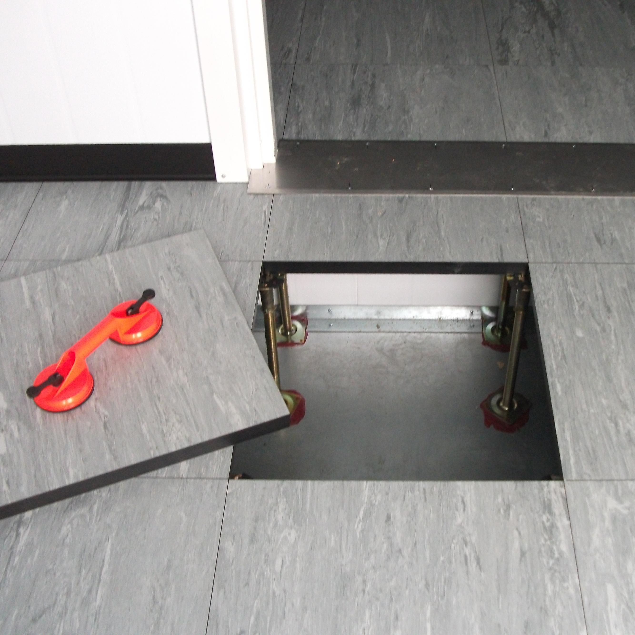 raised floor systems