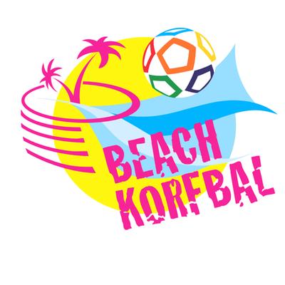 Afbeeldingsresultaat voor logo beachkorfbal
