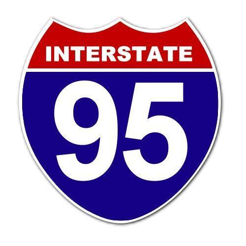 I-95 exit guide google+.