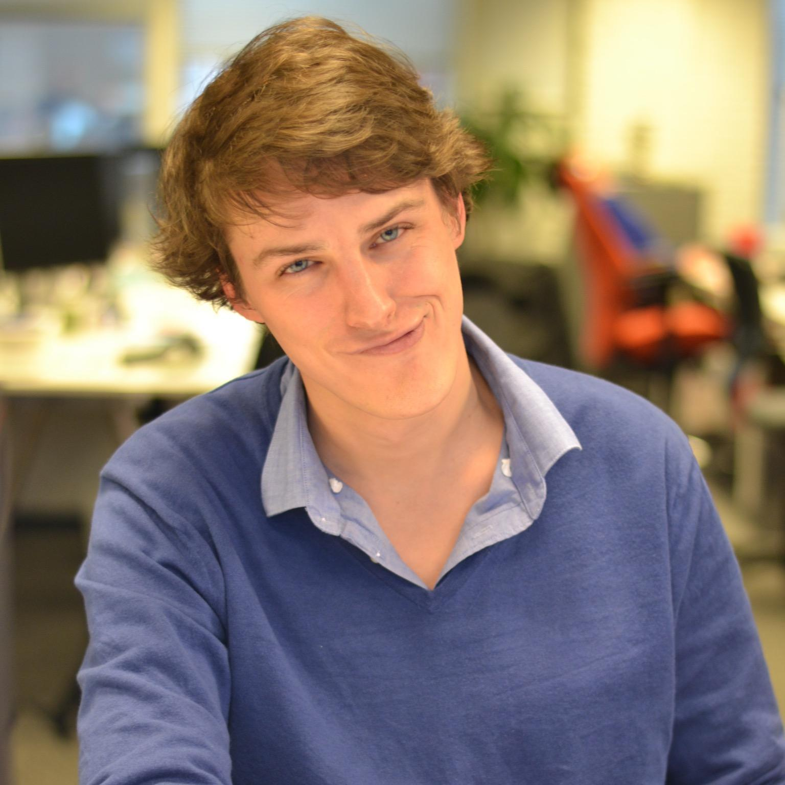 Profielfoto van Kristof Vermeulen