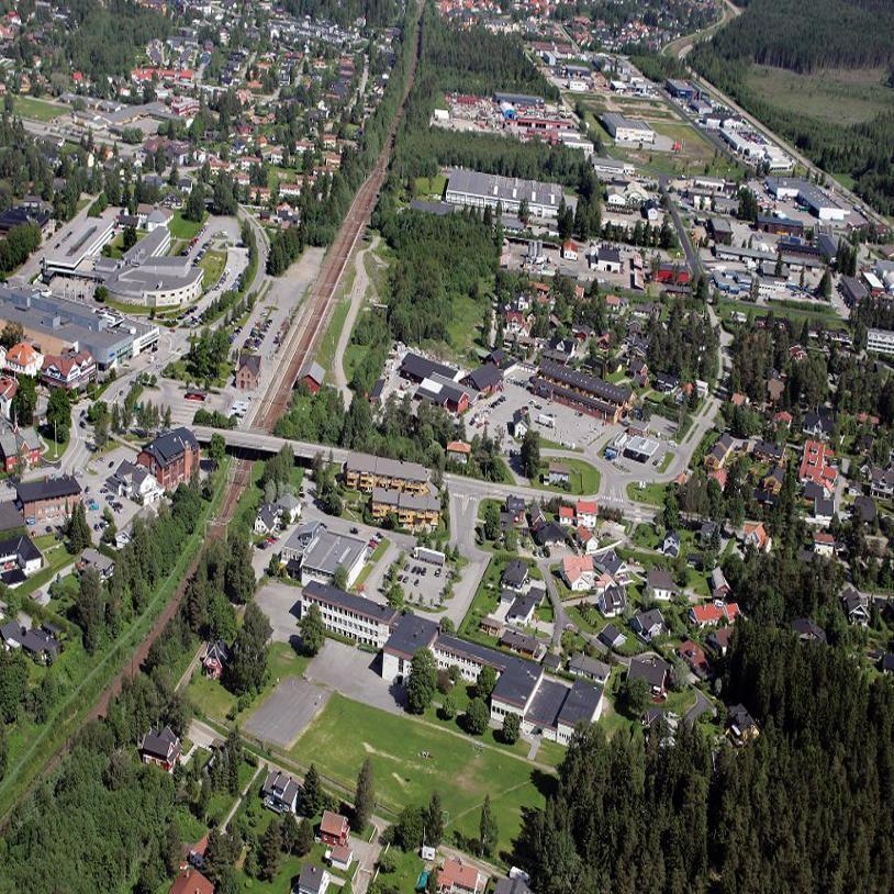 Jessheim by