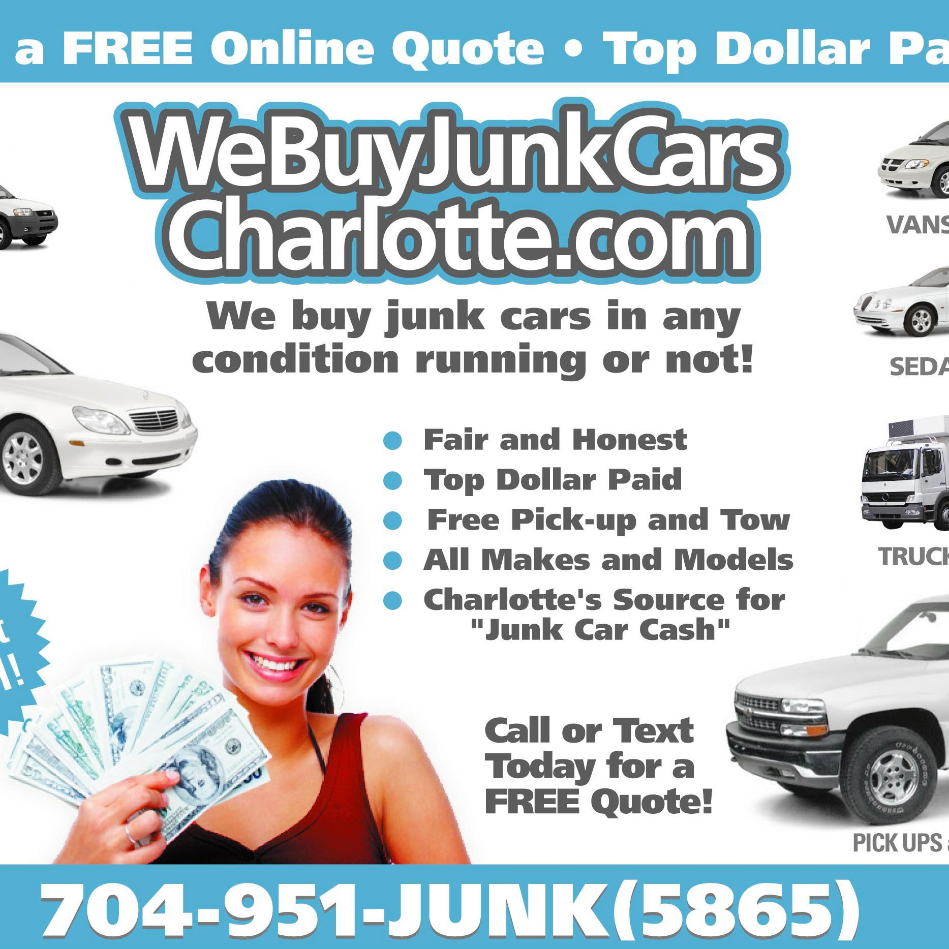 We Buy Junk Cars Clt (@WeBuyJunkCarsNC) | Twitter
