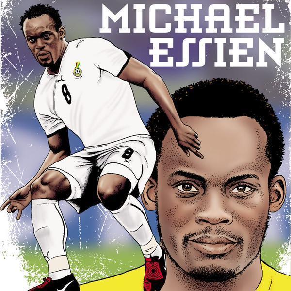 Team Michael Essien