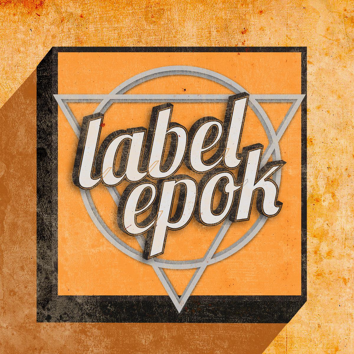 Label Epok