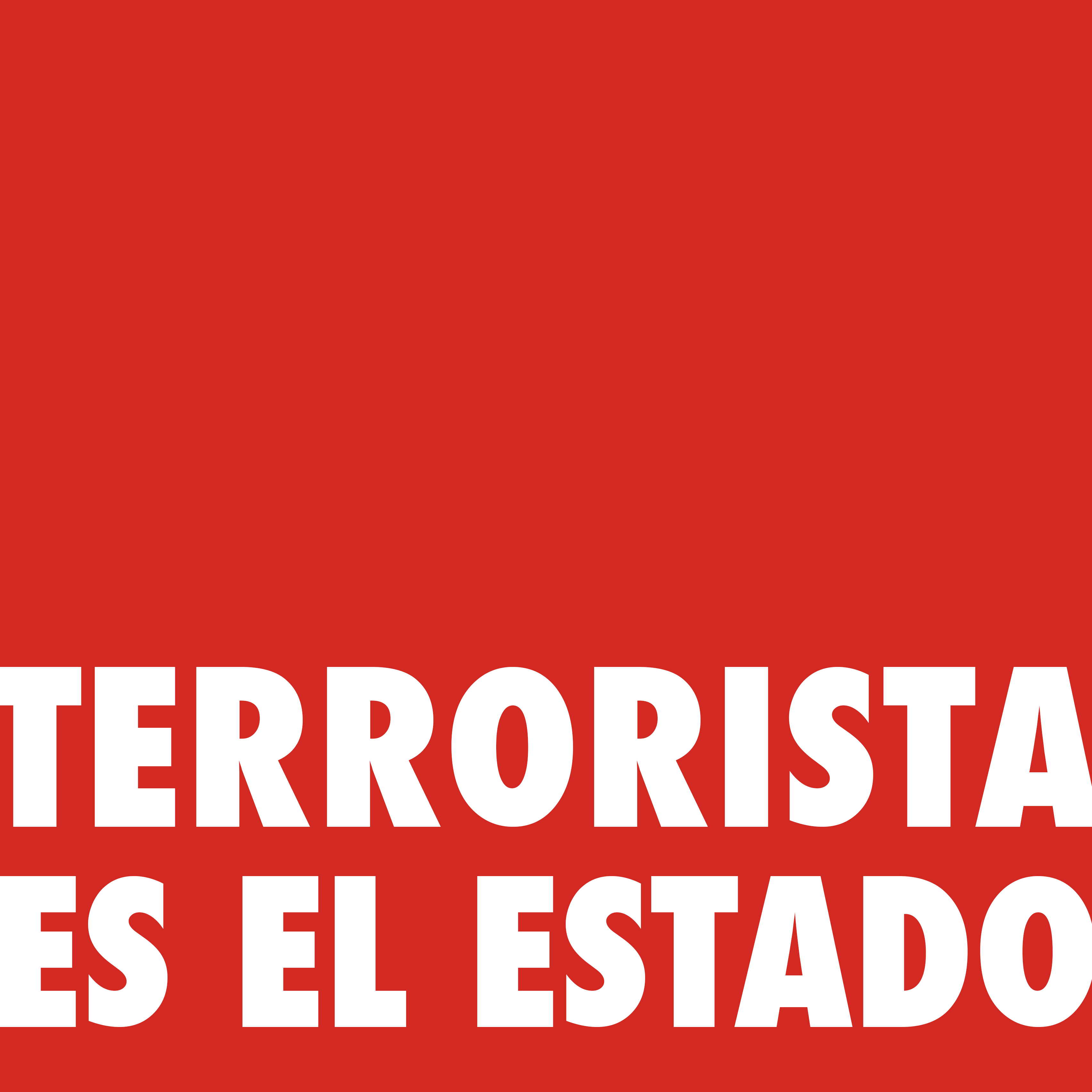 terroristaeselestado