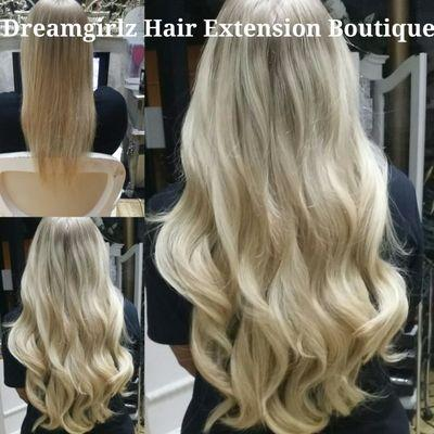 Dream Girl Hair Extensions Jesmond 75