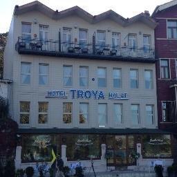 Troya hotel balat troyahotelbalat twitter for Educa suites balat hotel
