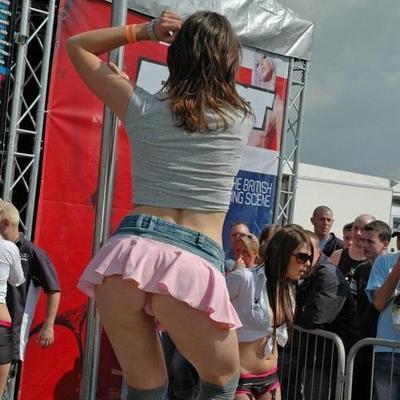 Nude sx in public