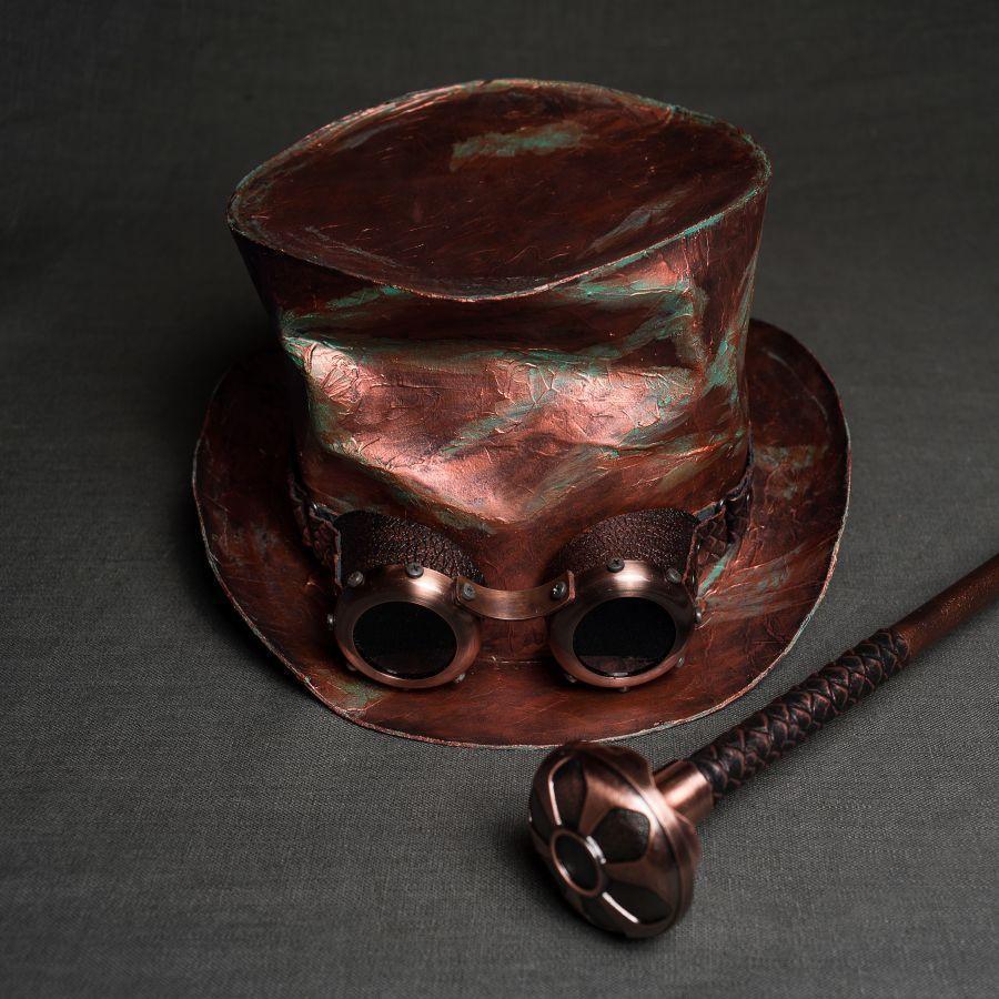 Steampunk HatMaker