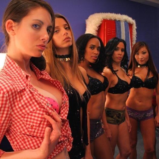 Teen girls Madrid