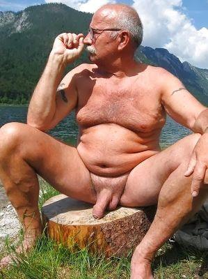 Old Nude Grandpa Pictures 73
