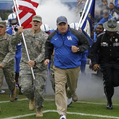 Mark Stoops | Social Profile
