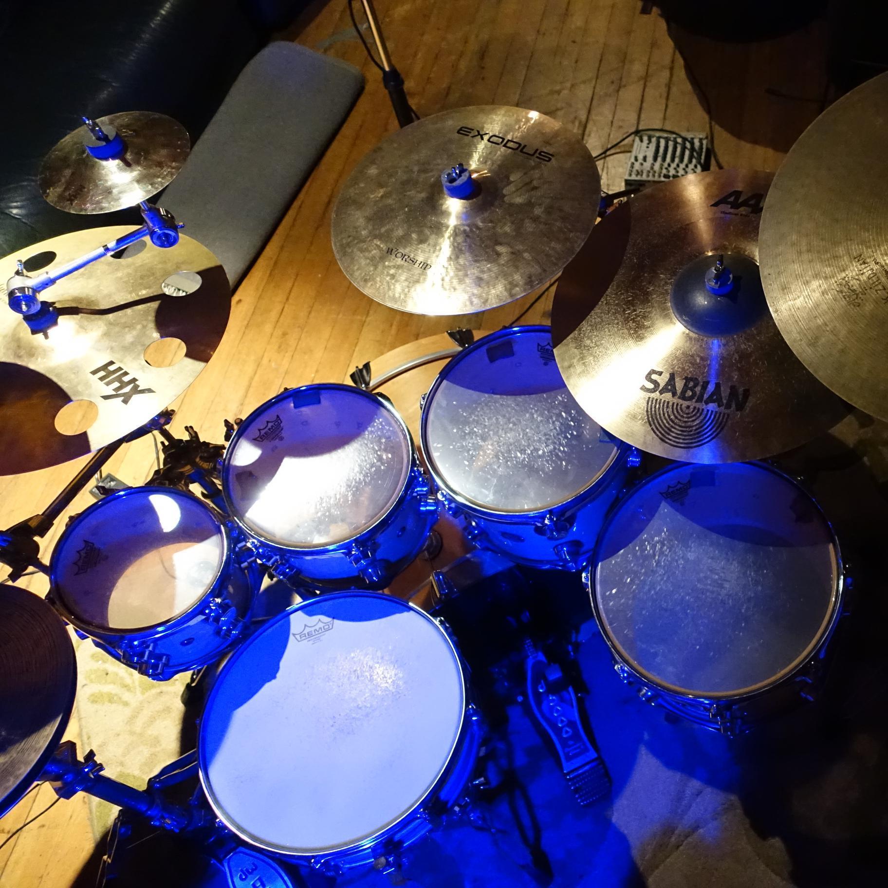 Tim Watson Drums