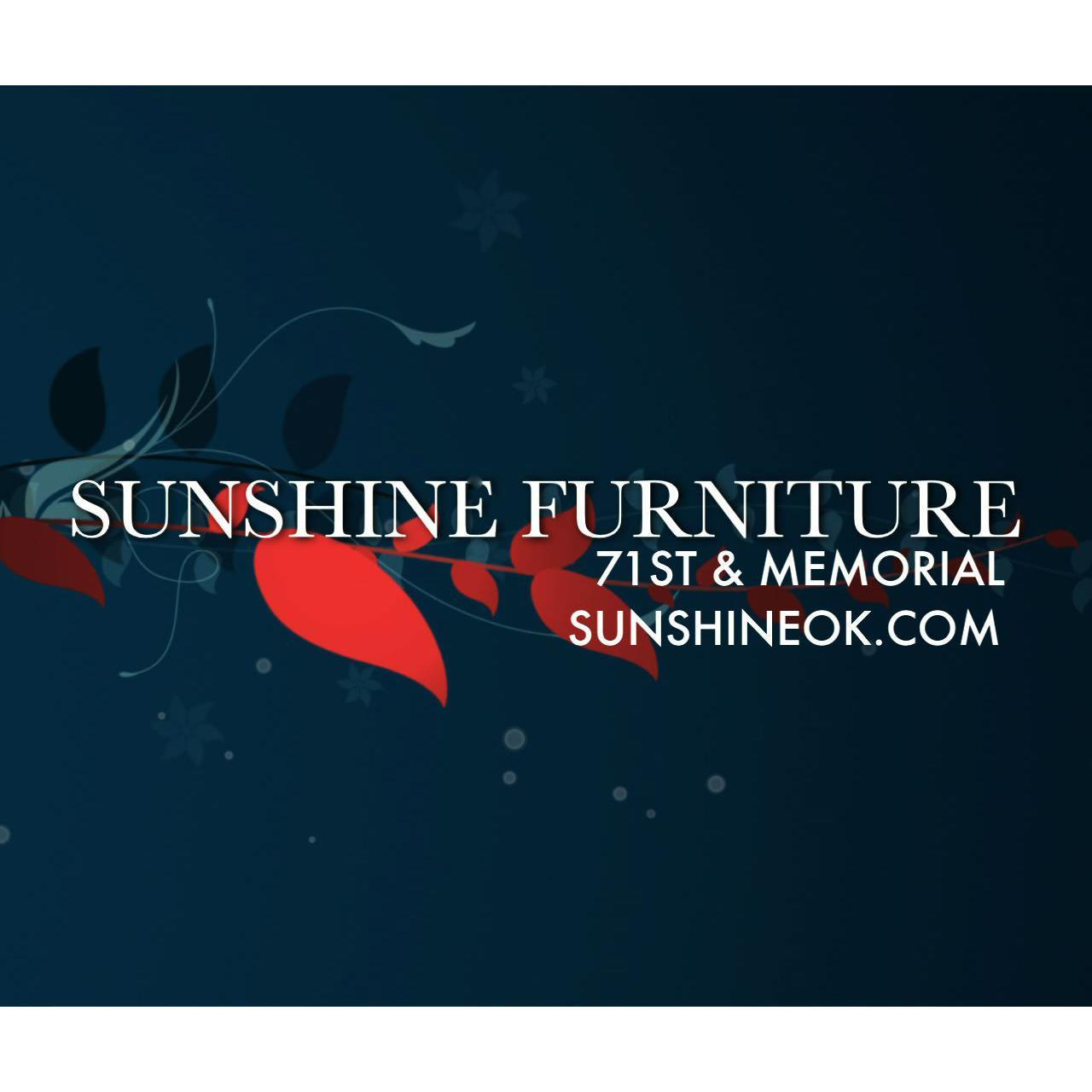 Sunshine Furniture Sunshineoktulsa Twitter