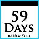 59 Days in New York (@59DaysinNewYork) Twitter