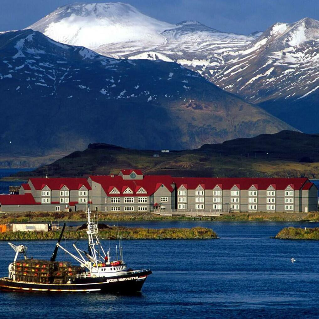 Grand aleutian hotel in dutch harbor - Grand Aleutian Hotel