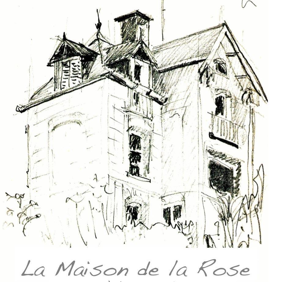 La maison de la rose laroseetretat twitter for Autour de la maison rose
