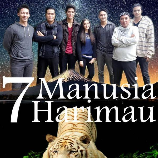 Kisah 7 Manusia Harimau