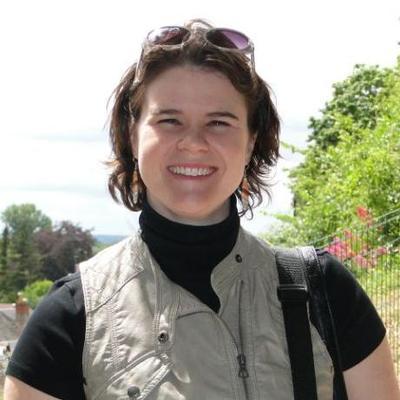 Dr. Michele Johnson (@LizardMichele) Twitter profile photo