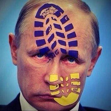 Glory to Ukraine! (@putingorlum)