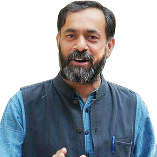 Caste census data needed … reservation ups merit … quota can't be street fight … Haryana CM failed in Jat crisis :   Yogendra Yadav, Indian politician, psephologist and academic