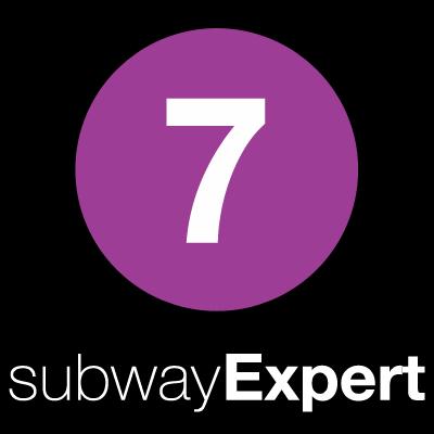 7 Train Subway NYC (@mtanow7) | Twitter