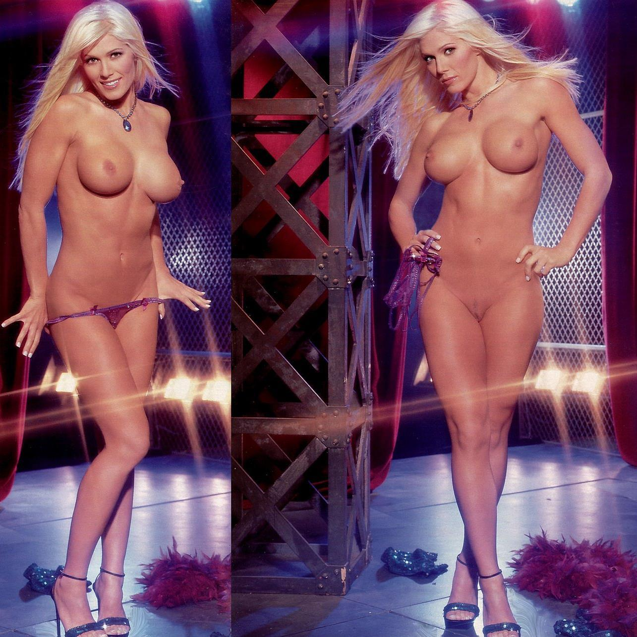 torrie wilson getting naked