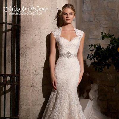 Los mejores vestidos de novia en el mundo