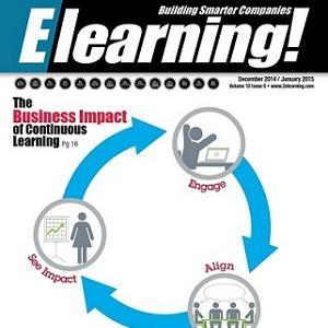 Elearning! Magazine Social Profile