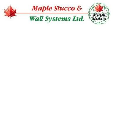 Maple Stucco Maplestucco Twitter