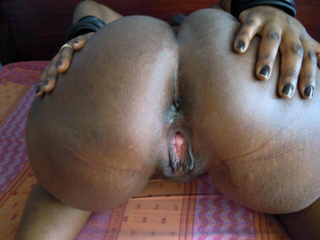 Black anal to mouth