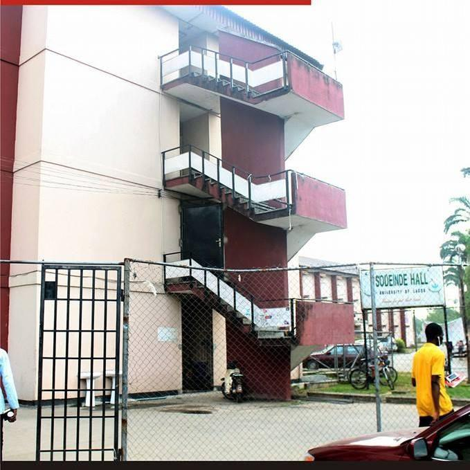 Image result for UNILAG SODEINDE HALL IMAGE