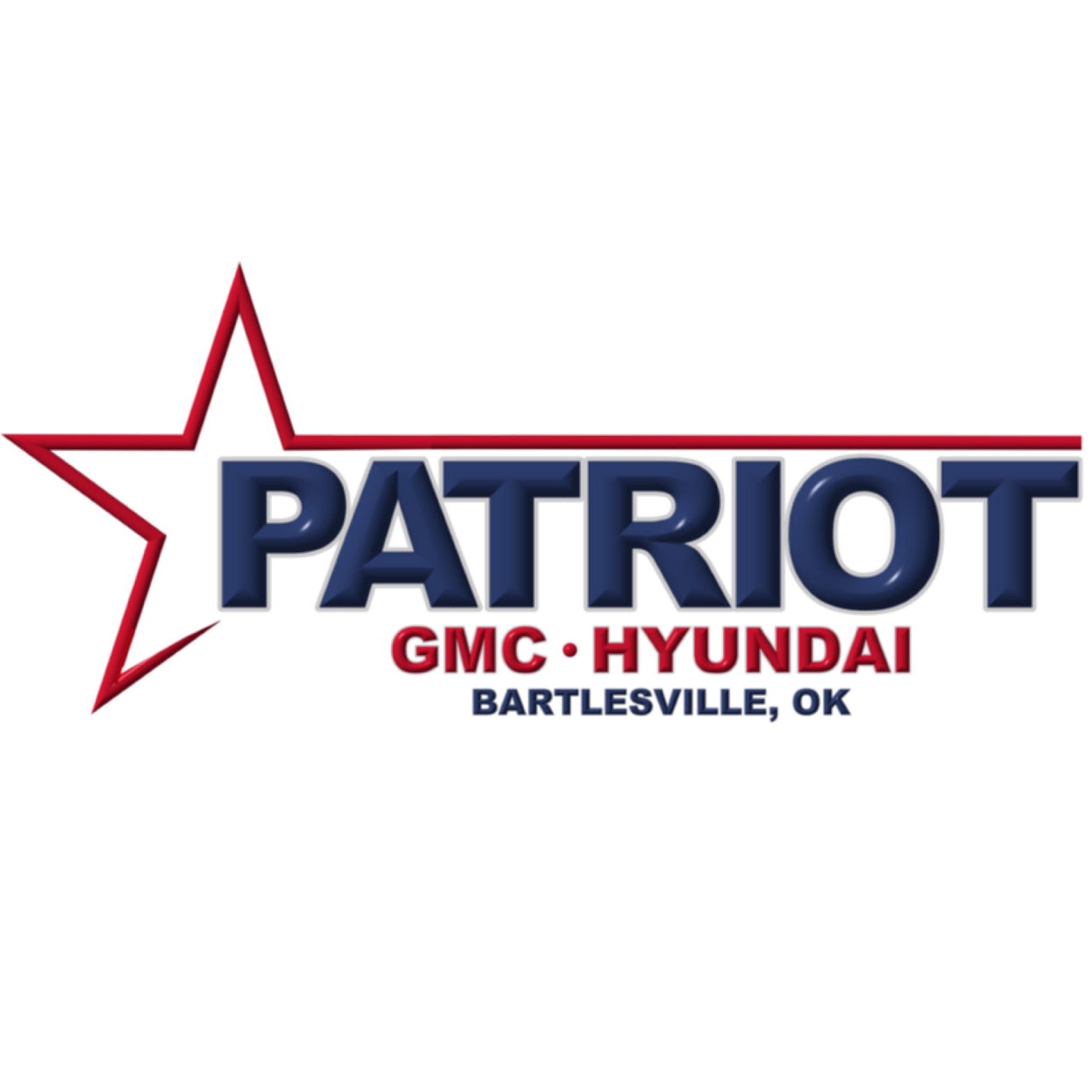 Patriot Gmc Bartlesville >> Patriot Gmc Hyundai Patriotbville Twitter