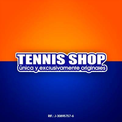 Tennis Shop Social Profile