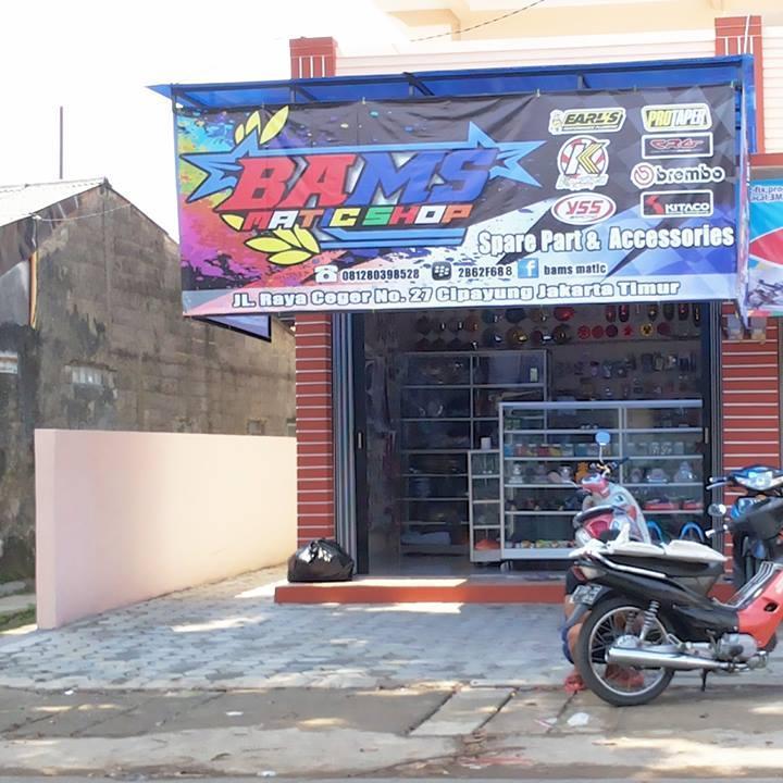 kumpulan Variasi Motor Matic Bandung