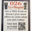 026 Pub & Biergarten (@026PnB) Twitter