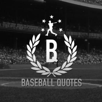 Baseball Quotes on Twitter: \