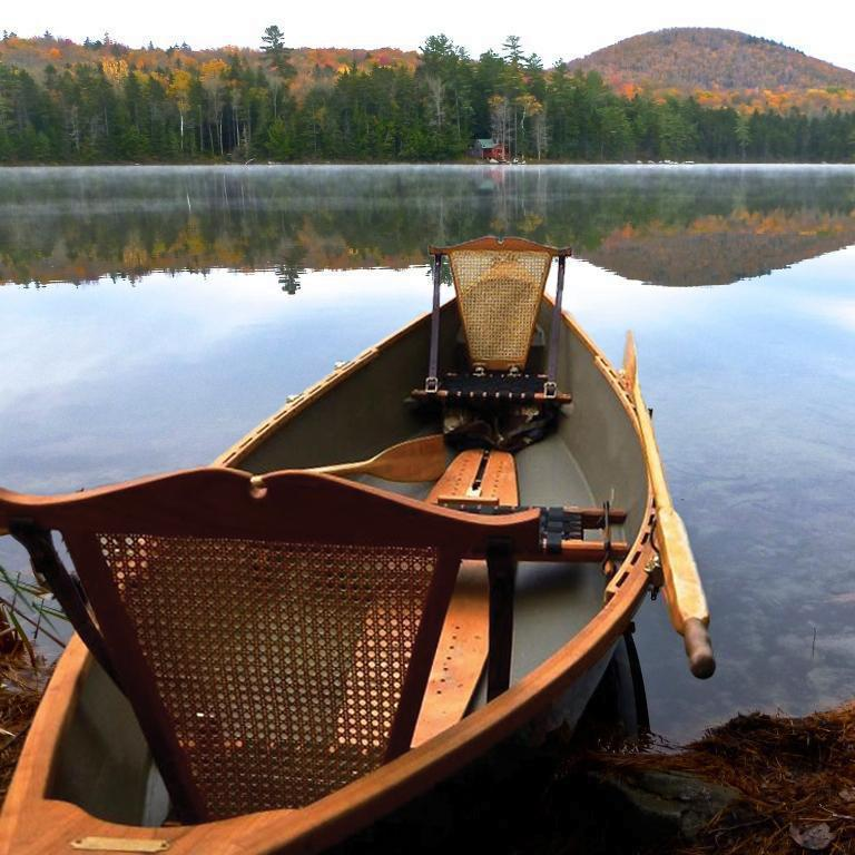 Adirondack guideboat boaguide twitter for Guide boat